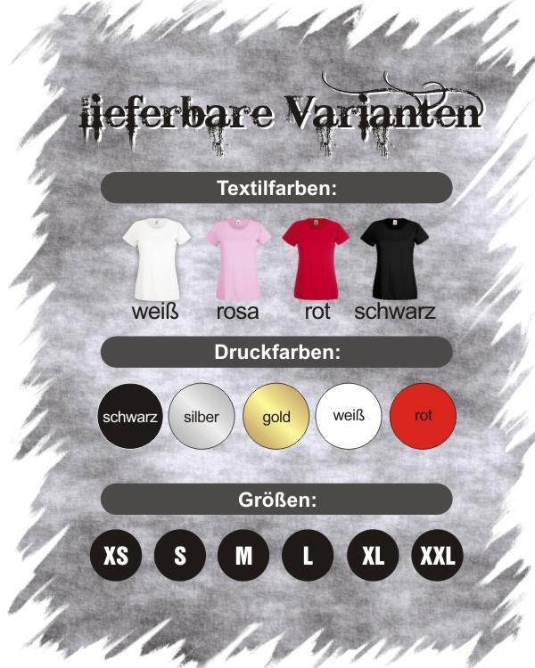 lustige t-shirts Kranke Schwester Damen Funshirt GO167 Sprüche T-Shirt